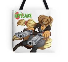 Sheriff Applejack Tote Bag