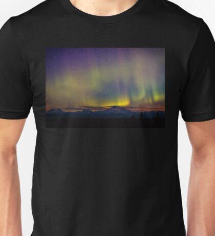 Aurora Alpenglow Unisex T-Shirt