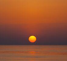 Sunset by AlexFHiemstra