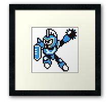 knight man Framed Print