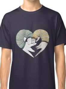 heart of couple Classic T-Shirt