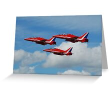 The Red Arrows - Fairford 07 Greeting Card
