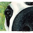 "Doggy Nose (""Vera"" the dog) by Lynn Oliver"