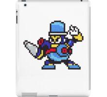 aqua man iPad Case/Skin