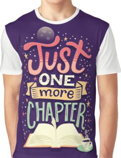 One more chapter Graphic T-Shirt