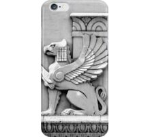 Standing Watch iPhone Case/Skin