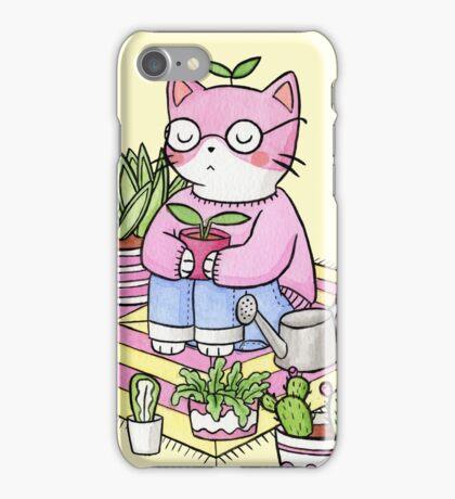 Cacti Meditation iPhone Case/Skin