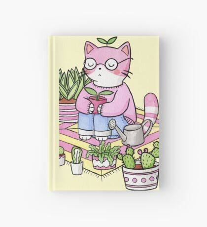 Cacti Meditation Hardcover Journal