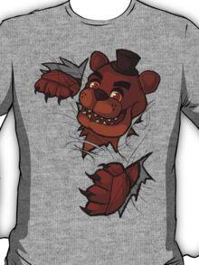 Here's Freddy! Shirt/Hoodie/Sticker T-Shirt