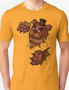 Here's Freddy! T-Shirt