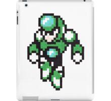 crystal man iPad Case/Skin