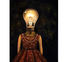 Light Headed Photographic Print
