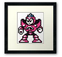 gravity man Framed Print