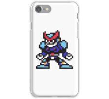 freeze man iPhone Case/Skin
