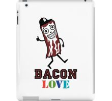 Bacon Love iPad Case/Skin