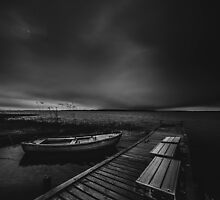 On the wrong side of the lake 5 by HappyMelvin