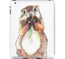 Dinky the Groundhog iPad Case/Skin