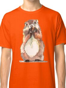 Dinky the Groundhog Classic T-Shirt