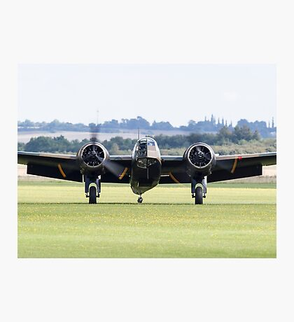 RAF Bristol Blenheim Photographic Print