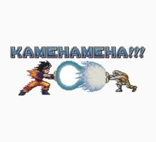 KAMEHAMEHA!!! One Piece - Short Sleeve