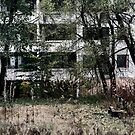10.10.2014: Abandoned Bench by Petri Volanen