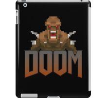 Doom Monster iPad Case/Skin