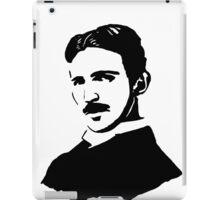 Nikola Tesla Stencil iPad Case/Skin
