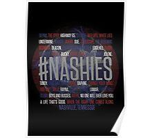 #Nashies - Fans of Nashville! (poster) Poster