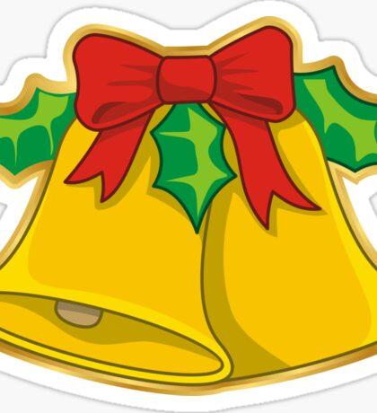 Christmas Bells Sticker