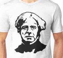 Michael Faraday Stencil Unisex T-Shirt