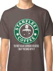 There's Janeway's Coffee in That Nebula! Classic T-Shirt