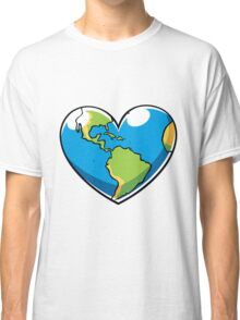 Ecology Concept Classic T-Shirt