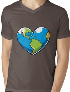 Ecology Concept Mens V-Neck T-Shirt