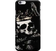 King of the ashes iPhone Case/Skin