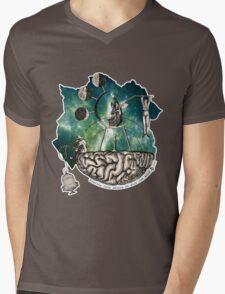 Subjective Reality Mens V-Neck T-Shirt