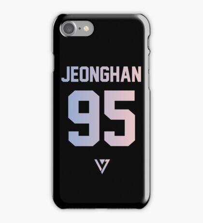 jeonghan 95 iPhone Case/Skin