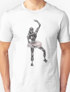 Cute Cylon Ballerina T-Shirt