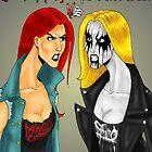 Death Metal Vs. Black Metal: Battle Of The Metals by Luke Kegley