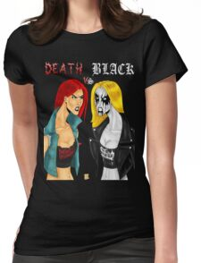 Death Metal Vs. Black Metal: Battle Of The Metals T-Shirt