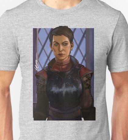 Dragon Age Inquisition Cassandra Unisex T-Shirt
