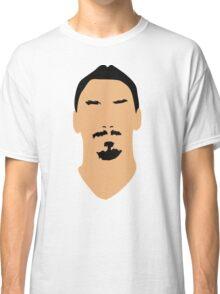 ibrahimovic face Classic T-Shirt