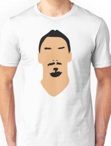 ibrahimovic face Unisex T-Shirt