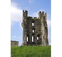 Helmsley Structure Photographic Print