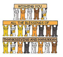 Happy Tahnksgiving and Hanukkah. by KateTaylor
