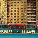 hotel surburbia by steve2727