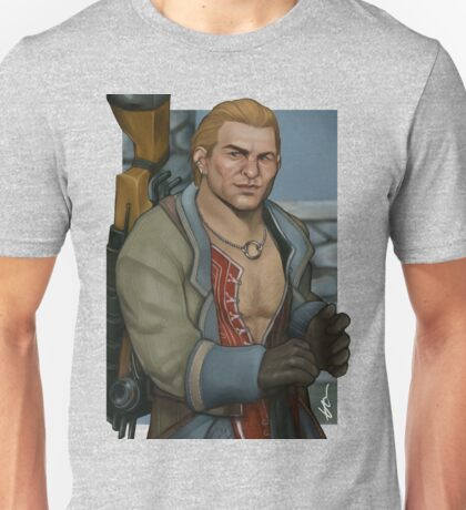 Dragon Age Inquisition Varric Unisex T-Shirt