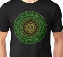 Forest Eye Mandala Unisex T-Shirt