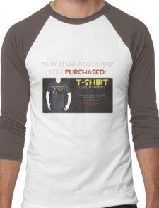 TF2 Item Shirt Men's Baseball ¾ T-Shirt