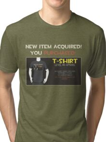 TF2 Item Shirt Tri-blend T-Shirt