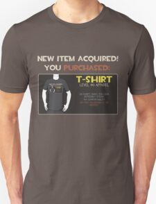 TF2 Item Shirt T-Shirt